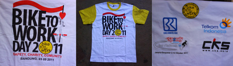 Kaos B2W Day 2011