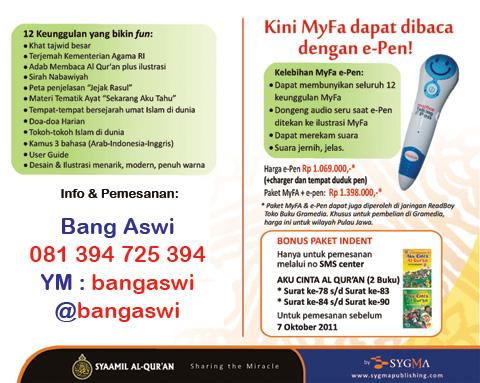 Myfa E-Pen