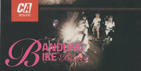 NGN di Majalah Cycling Asia