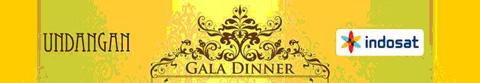 Gala Dinner Indosat