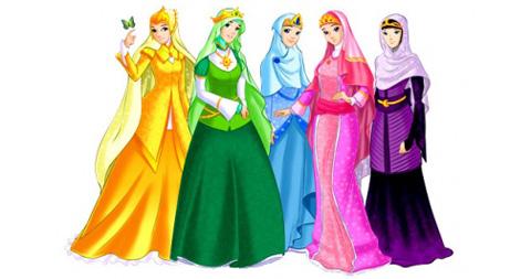Hijabs And Manga Sang Pejalan