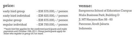 Price & Venue