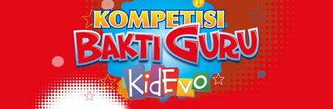 Kompetisi Bakti Guru KIDEVO