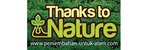 Thanks to Nature