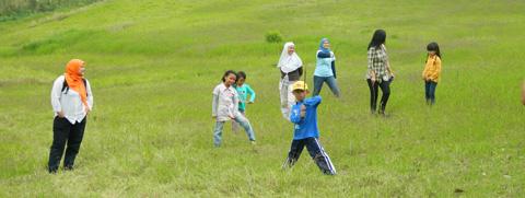 Padang Rumput nan Hijau