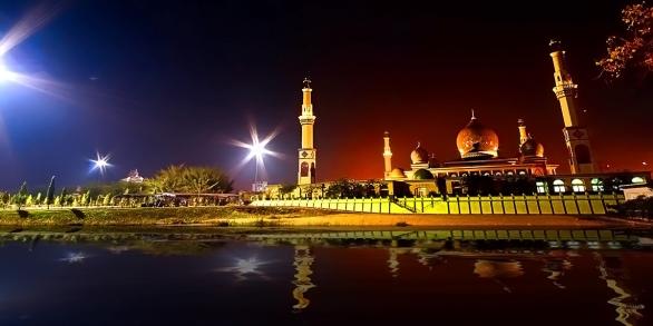 Sumber Foto: Masjid An-Nur karya Orig12