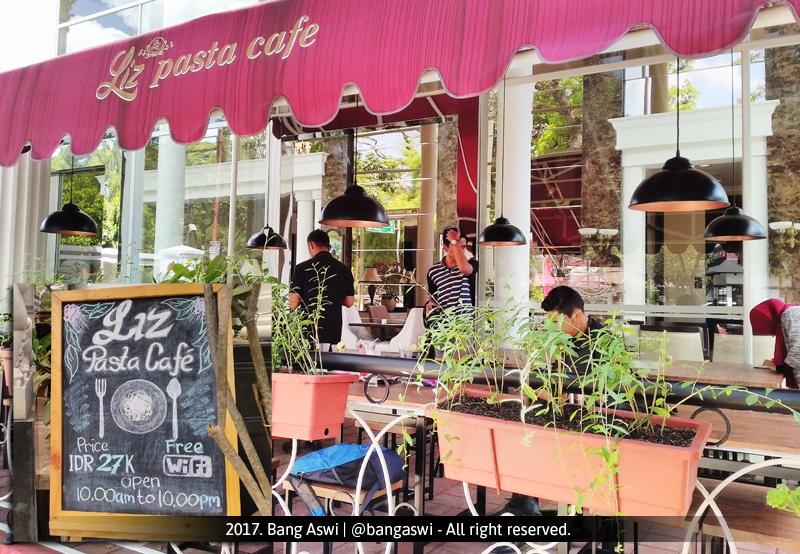 Liz Pasta Cafe