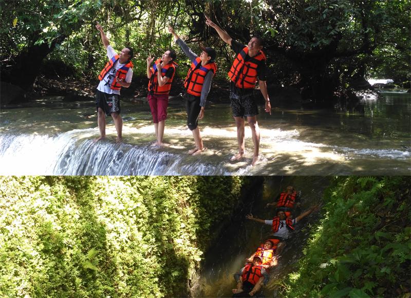 HAU Citumang Ecolodges | Citumang Body Rafting | Pangandaran | Bang Aswi