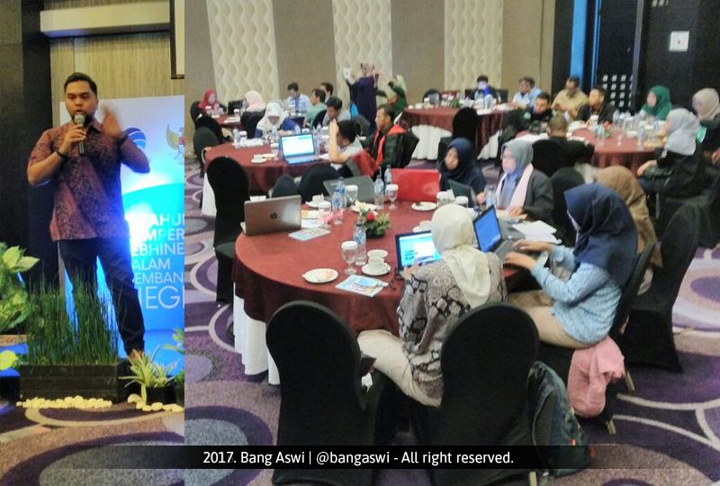Flash Blogging | Bhineka Tunggal Ika | Indonesia Kerja Bersama | Bang Aswi