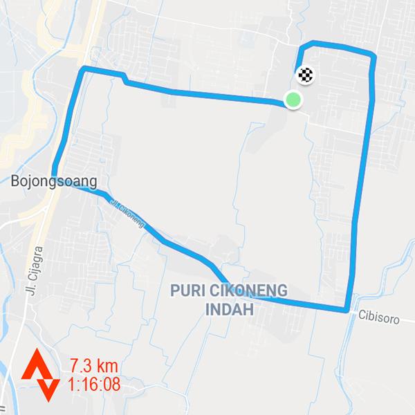 Lari Kemerdekaan | 7.3K | Bang Aswi