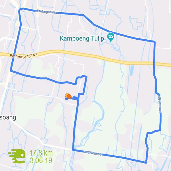 Lari Kemerdekaan | 17.8K | Bang Aswi
