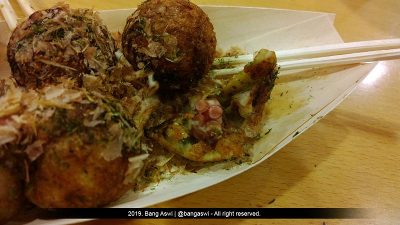 Gindaco Takoyaki