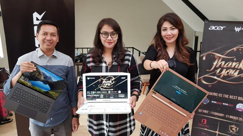 Pejabat Acer Indonesia