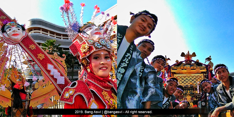 Asia African Carnival