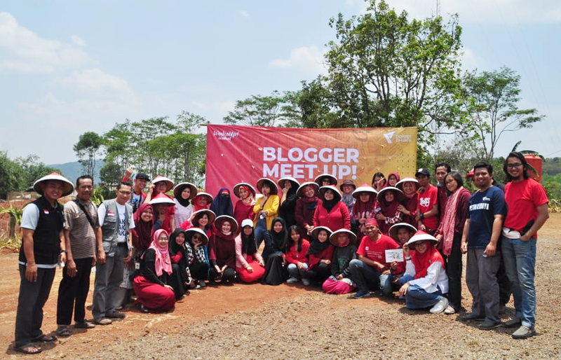 Blogger Meet Up - Dompet Dhuafa
