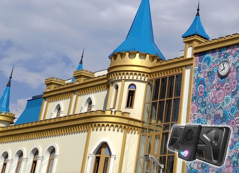 Hasil Kamera ROG Phone 2