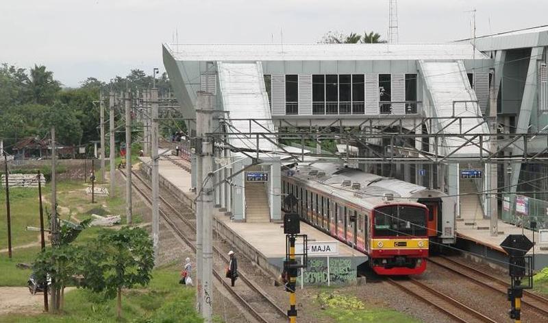 Stasiun Maja