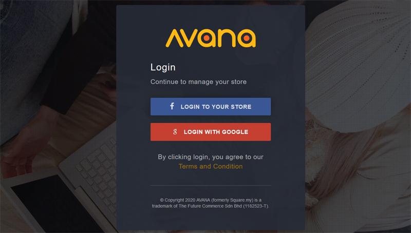 Avana Login