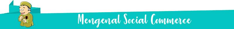 Banner Social Commerce