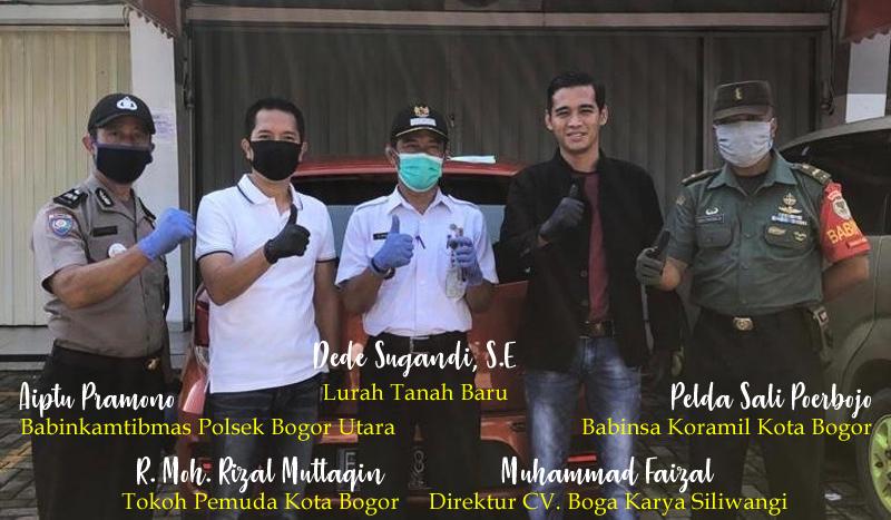 Tokoh Masyarakat Bogor Utara